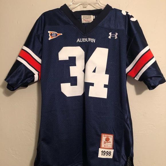 online store 0f426 c4a5c Bo Jackson Auburn Tigers 1998 Gridiron Greats #34